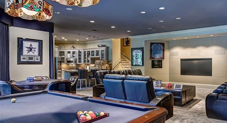 Great man caves!