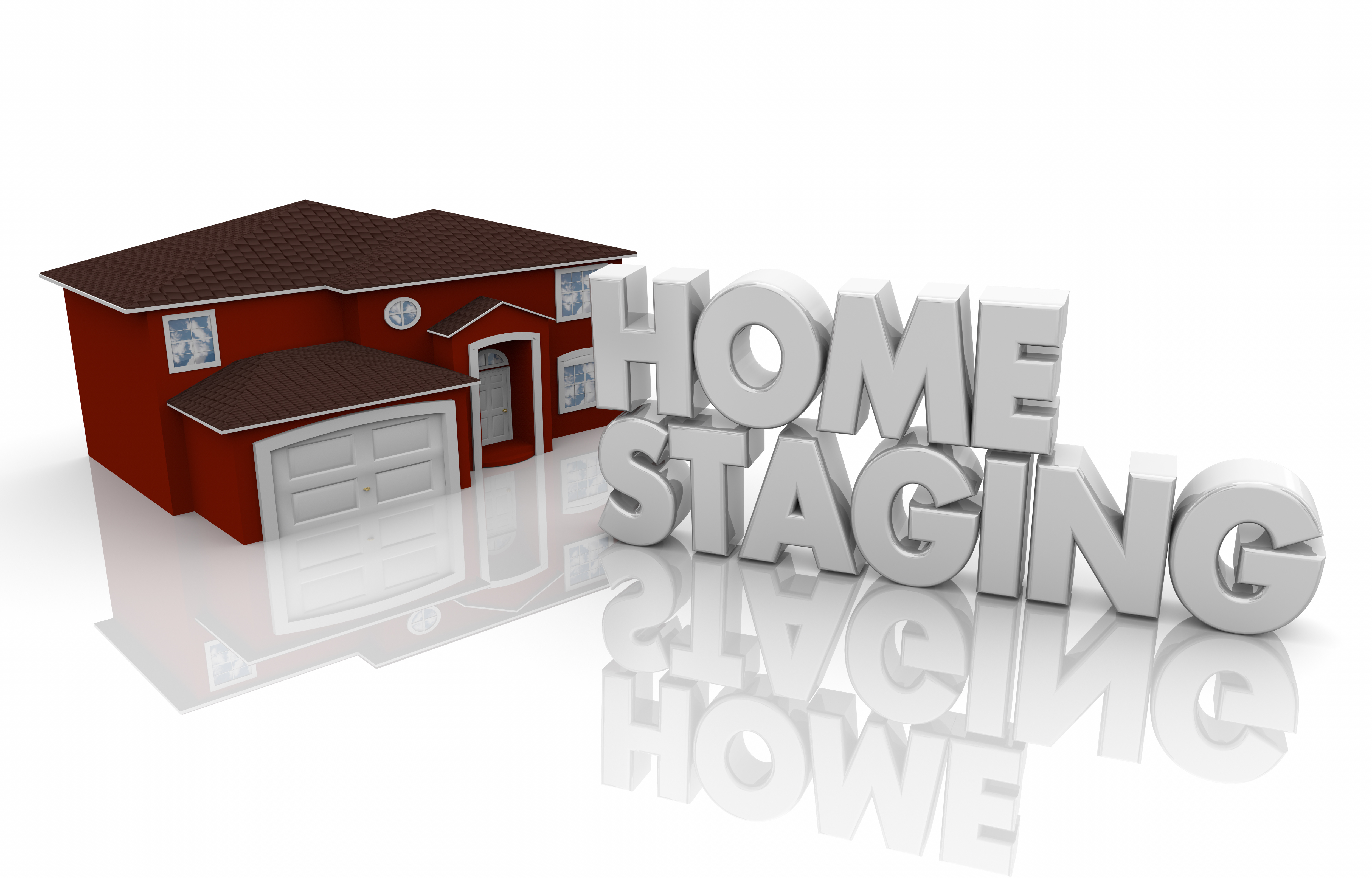 Staging a home before listing it and then keeping it that way!